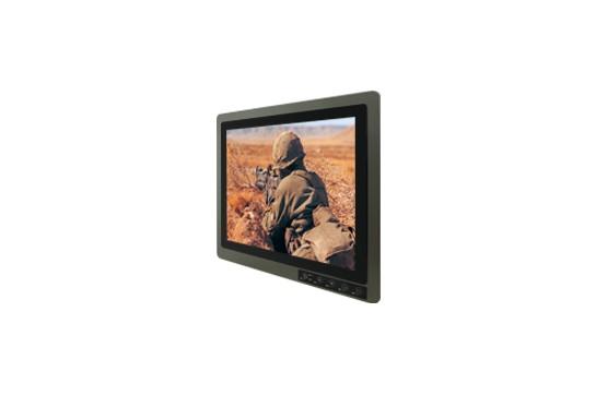 "M270TF-MIL 27"" 4K UHD Military Display"