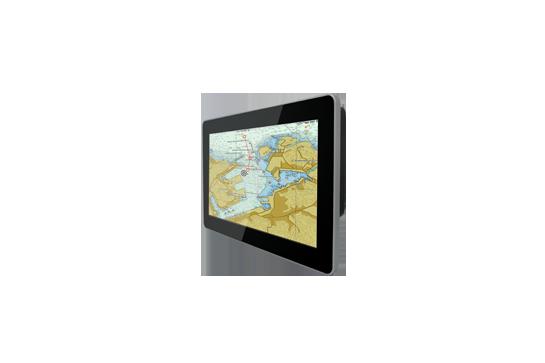 10,1-calowy komputer panelowy z płaskim ekranem P-Cap W10IB3S-MRH2