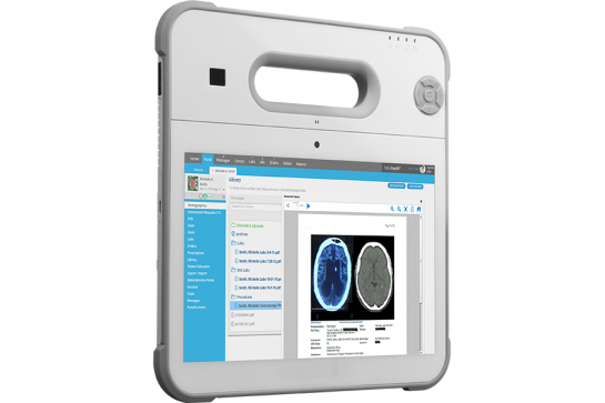 Medical Tablet CyberMED