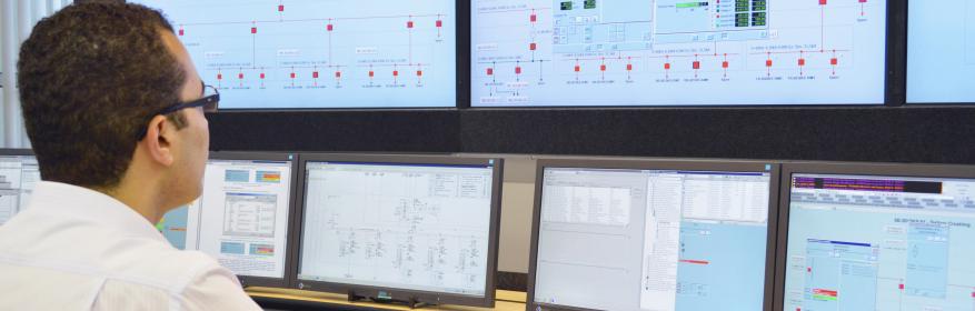 Industrial monitors