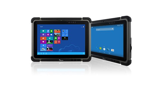"M101B 10.1"" Rugged Tablet PC"