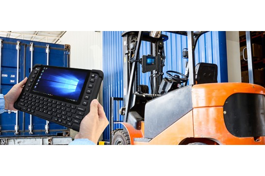 M101BK Winmate Tablet Rugged