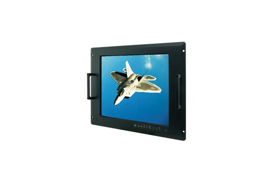 17-inch, reinforced Winmate R17L100-RKA1ML display