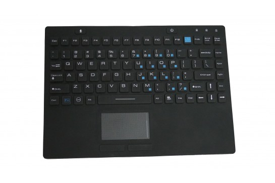 KSC-816TP industrial keyboard