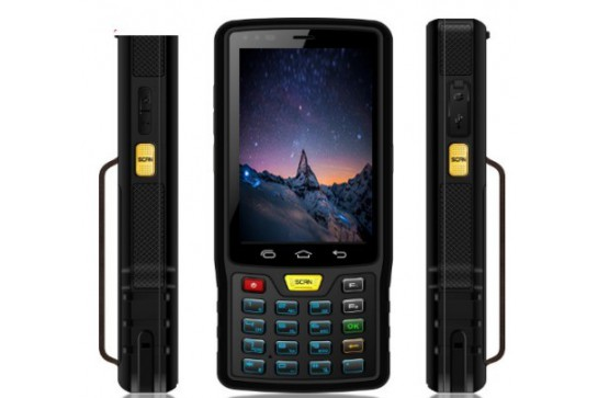 Handheld RUGGED model HRS9080
