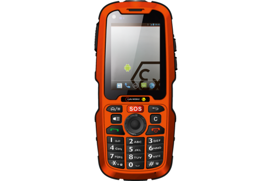 ATEX CERTIFIED SMARTPHONE: THE NEW IS320.1 FOR ATEX ZONE 1 AREAS