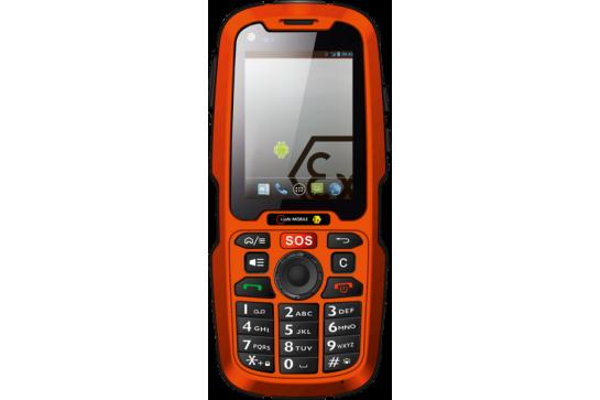 SMARTPHONE ATEX IS320.1 dla strefy ATEX ZONE 1