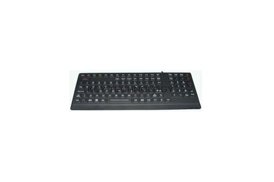 Silicone industrial keyboard